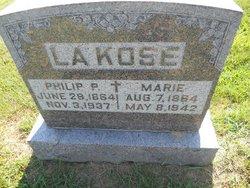 Marie LaKose