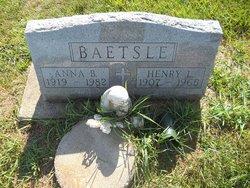 Henry L Baetsle