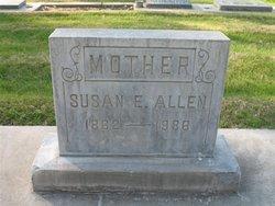 Susan E <i>Reagan</i> Allen
