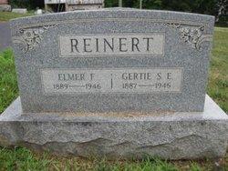 Elmer F Reinert