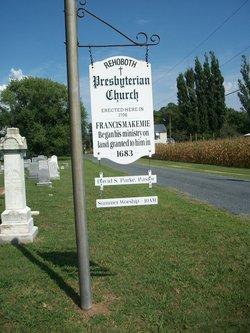 Rehobeth Presbyterian Cemetery