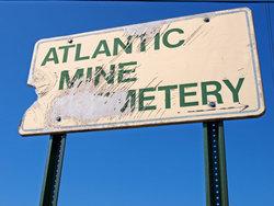 Atlantic Mine Cemetery