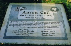 Anson Call