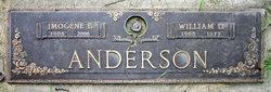 Imogene Bonney <i>Fraser</i> Anderson