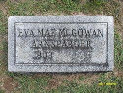 Eva Mae <i>McGowan</i> Arnsparger