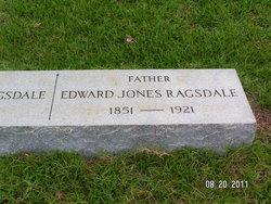 Edward Jones Ragsdale