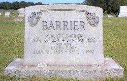 Albert Lafayette Barrier