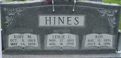 Leslie C. <i>Durham</i> Hines