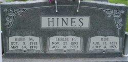 Ruby M. Hines