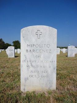 Hipolito S Barcenez
