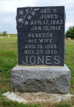 Rebecca <i>Carson</i> Jones
