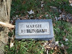 Margaret Margie <i>Linderman</i> Burlingame