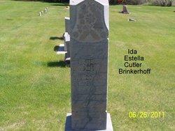 Ida Estella <i>Cutler</i> Brinkerhoff