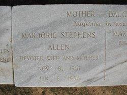 Marjorie <i>Stephens</i> Allen