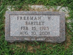 Freeman Wallace Shorty Bartley