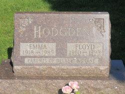 Emma <i>Otte</i> Hodgden
