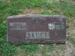 Eliza <i>Deatherage</i> Bruce
