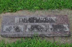 Alvin DeShazer