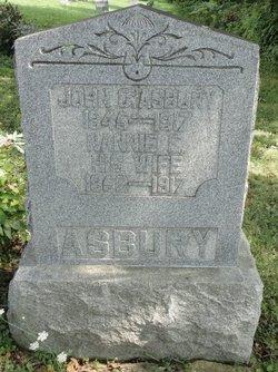 John Clayton Asbury