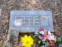 Patsy <i>Cates</i> Anguish