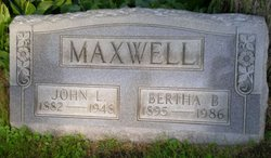 John Lawrence Maxwell