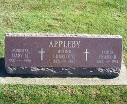 Mary Margaret Appleby