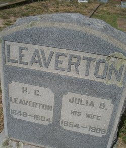 Henry Clay Leaverton