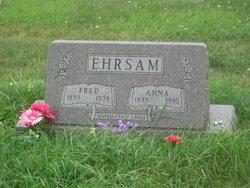 Fred H Ehrsam