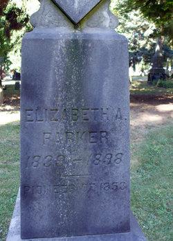 Elizabeth Ann <i>Lady</i> Parker