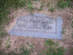 Opal Ruth <i>Martin</i> Cady