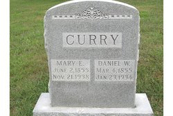Daniel Wilson Curry