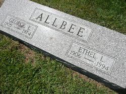 Mrs Ethel Leota <i>Khone</i> Allbee