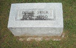 Anna Mae Dollie <i>Swick</i> Benefiel