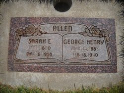 George Henry Allen