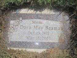 Dora May <i>Johnson</i> Beaman
