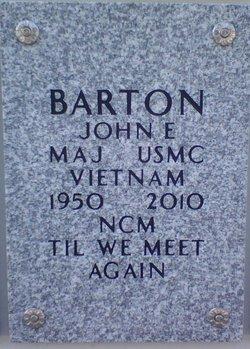 John Eugene Barton
