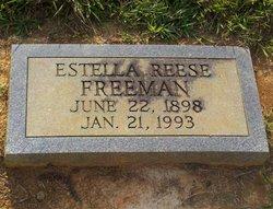 Estella <i>Reese</i> Freeman