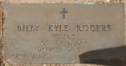 Billy Kyle Rogers
