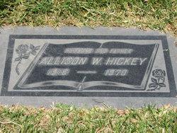 Allison W. Hickey