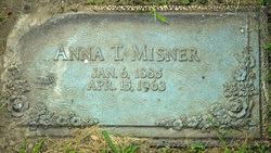 Anna Theresa <i>Englert</i> Misner