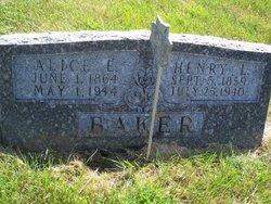 Henry Loftus Baker