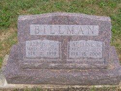 Adeline B. <i>Newton</i> Billman