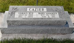 Vordis Rio Cazier