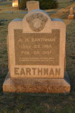 Albert Hamilton Earthman