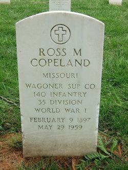 Ross M Copeland