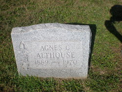 Agnes Cressman <i>Yost</i> Althouse