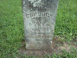 Chauncy Hayes