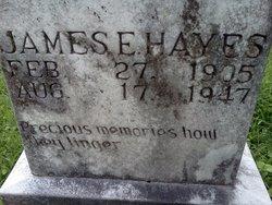 James E Hayes