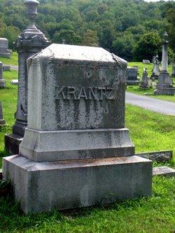 Margaret <i>Wickman</i> Krantz