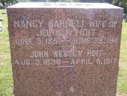 John Wesley Hoit